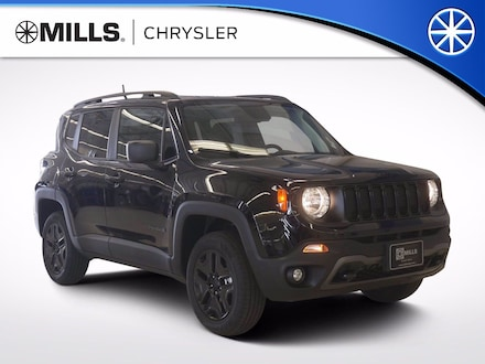 2020 Jeep Renegade UPLAND 4X4 Sport Utility for sale in Willmar, MN