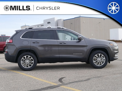 New 2019 Jeep Cherokee For Sale at Mills Chrysler Dodge Jeep Ram | VIN:  1C4PJMLX8KD331030
