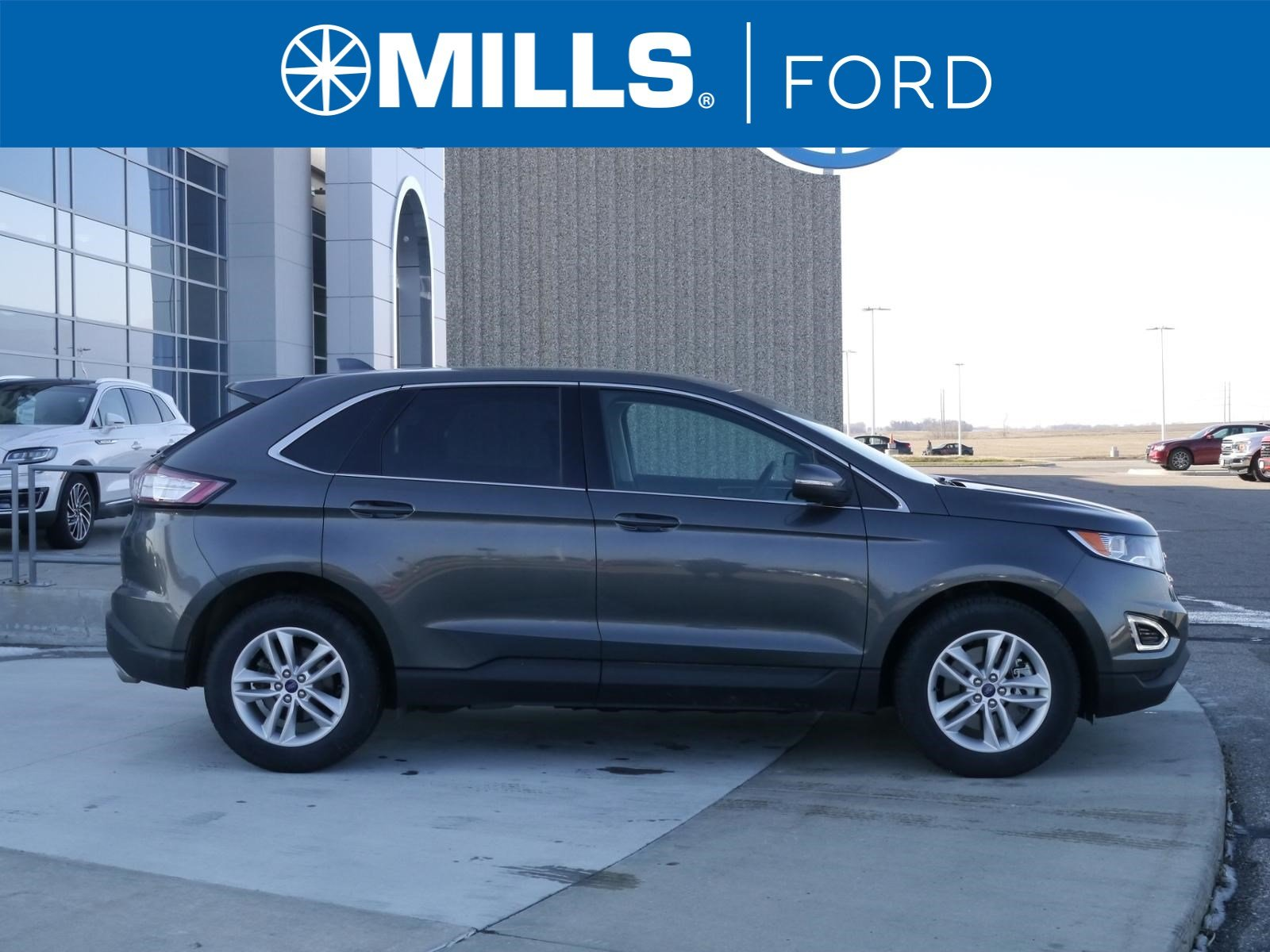 2015 Ford Edge SEL SUV for sale in Willmar, MN