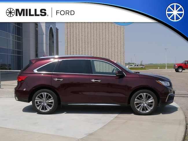 Used 2017 Acura MDX V6 SH-AWD with Technology Package SUV in Willmar