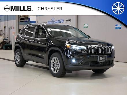 2021 Jeep Cherokee LATITUDE LUX 4X4 Sport Utility for sale in Willmar, MN