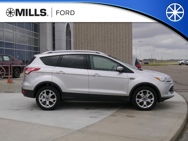 Used 2016 Ford Escape Titanium SUV in Willmar