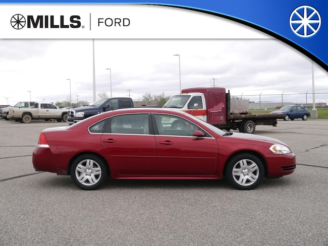 Used 2013 Chevrolet Impala LT (Fleet Only) Sedan in Willmar