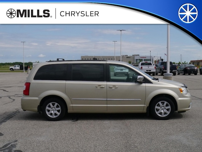 Used 2012 Chrysler Town & Country Touring-L Van in Willmar