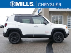 2018 Jeep Renegade TRAILHAWK 4X4 Sport Utility ZACCJBCB3JPH70112 for sale in Willmar, MN