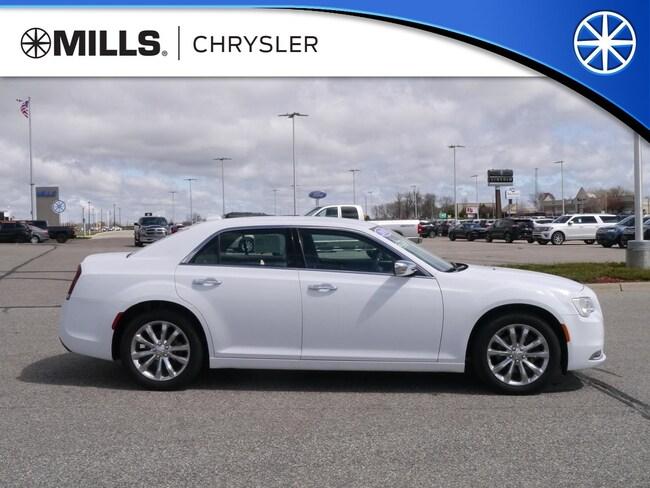 Certified Used 2018 Chrysler 300 Limited Sedan in Willmar