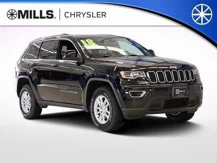 2018 Jeep Grand Cherokee Laredo 4x4 SUV for sale in Willmar, MN
