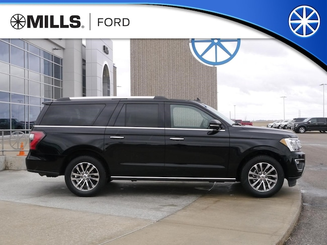 Mills Ford Willmar >> Used 2018 Ford Expedition Max Limited For Sale Willmar Mn Vin 1fmjk2at9jea48051