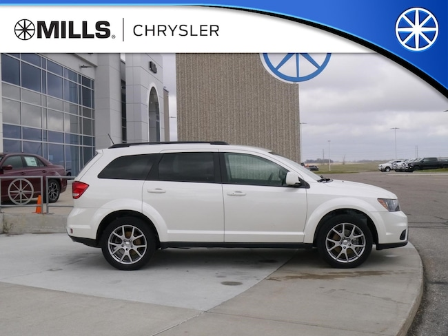 Certified Used 2017 Dodge Journey GT SUV in Willmar
