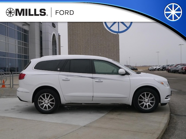 Used 2017 Buick Enclave Leather SUV in Willmar