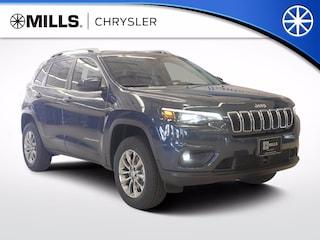 New 2021 Jeep Cherokee LATITUDE LUX 4X4 Sport Utility in Brainerd