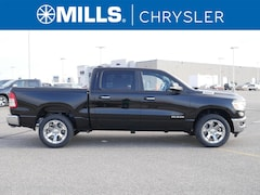 2019 Ram 1500 BIG HORN / LONE STAR CREW CAB 4X4 5'7 BOX Crew Cab 1C6SRFFT9KN664927 for sale in Willmar, MN