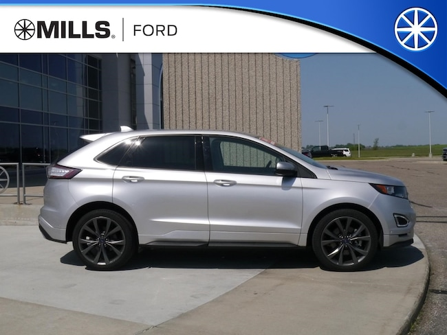Used 2018 Ford Edge Sport SUV in Willmar