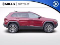 New 2020 Jeep Cherokee TRAILHAWK ELITE 4X4 Sport Utility for sale in Willmar, MN