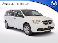 New 2020 Dodge Grand Caravan SE (NOT AVAILABLE IN ALL 50 STATES) Passenger Van for sale in Willmar, MN