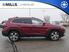 2019 Jeep Cherokee LIMITED 4X4 Sport Utility 1C4PJMDN7KD201382 for sale in Willmar, MN