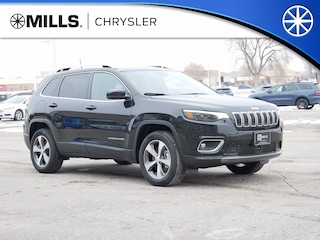 New 2021 Jeep Cherokee LIMITED 4X4 Sport Utility in Brainerd