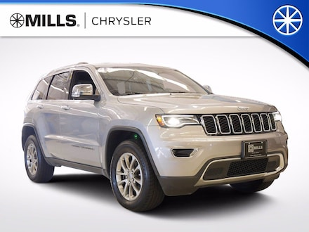 2017 Jeep Grand Cherokee Limited 4x4 SUV for sale in Willmar, MN