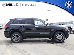 2019 Jeep Grand Cherokee LIMITED 4X4 Sport Utility 1C4RJFBG0KC670537 for sale in Willmar, MN
