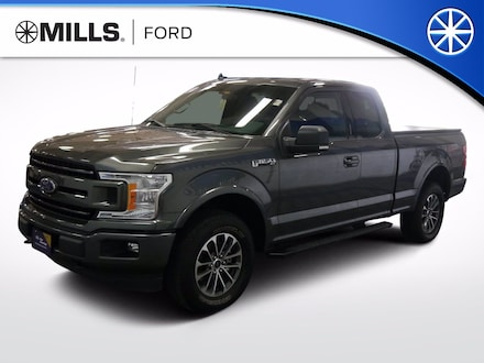 Used 2018 Ford F-150 XLT 4WD SuperCab 6.5 Box EcoBoost XLT 4WD SuperCab 6.5 Box for sale in Baxter, MN