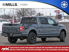 2019 Ford F-150 CUSTOM XLT 4WD SuperCrew 5.5 Box CUSTOM XLT 4WD SuperCrew 5.5 Box in Brainerd