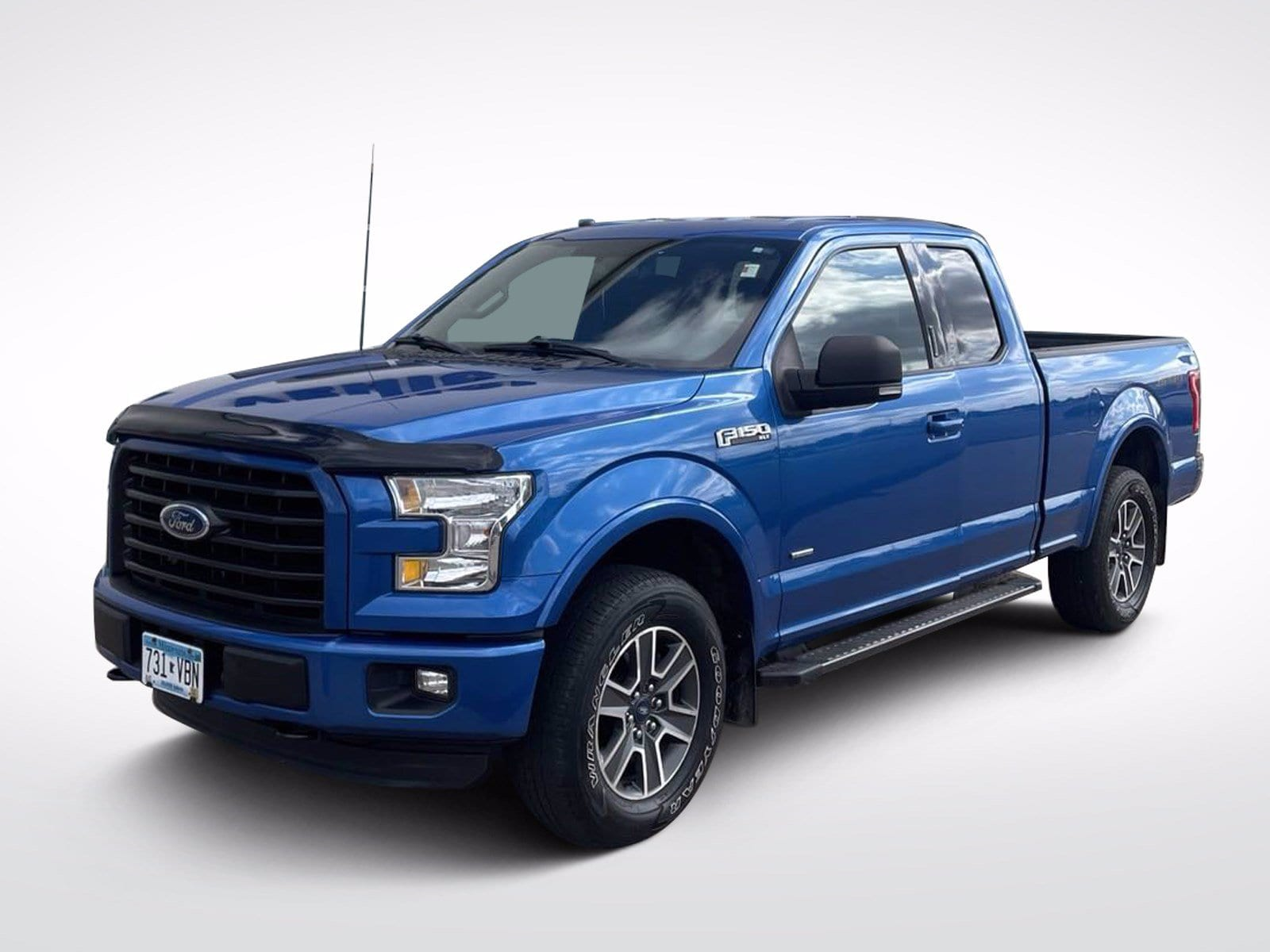 Used 2016 Ford F-150 Lariat with VIN 1FTEX1EP3GKF11794 for sale in Baxter, Minnesota