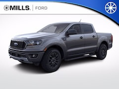 2020 Ford Ranger XLT 4WD SuperCrew 5 Box EcoBoost XLT 4WD SuperCrew 5 Box in Brainerd