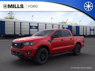 New 2020 Ford Ranger XLT 4WD SuperCrew 5 Box XLT 4WD SuperCrew 5 Box for sale in Baxter, MN
