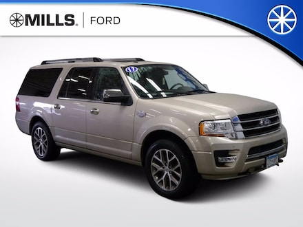 Used 2017 Ford Expedition EL King Ranch 4x4 EcoBoost King Ranch 4x4 for sale in Baxter, MN
