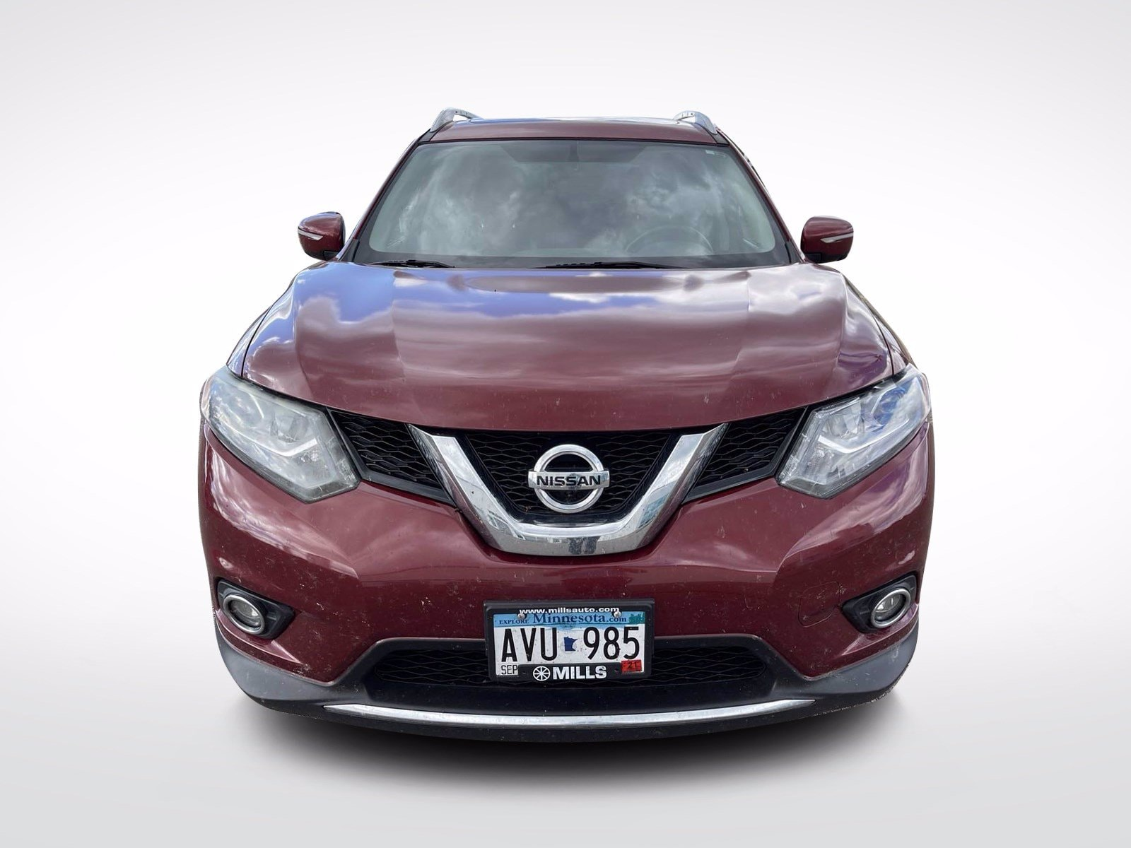 Used 2015 Nissan Rogue SL with VIN 5N1AT2MV1FC766674 for sale in Baxter, Minnesota