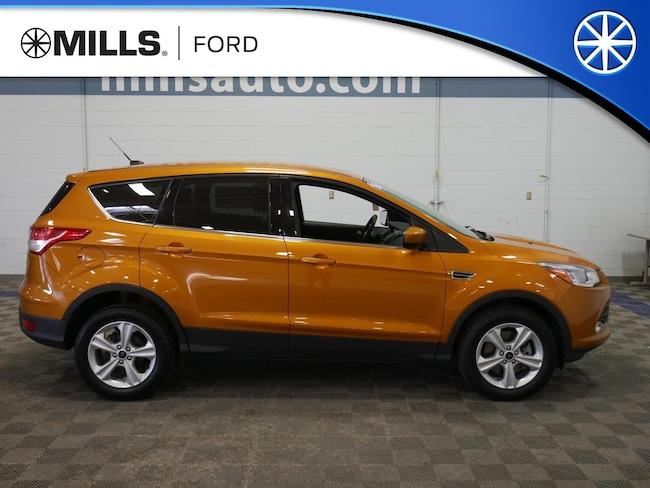 2016 Ford Escape 4WD 4dr SE 4WD  SE