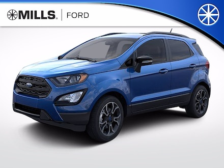 New 2020 Ford EcoSport for sale in Baxter, MN