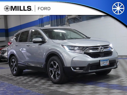 Used 2017 Honda CR-V Touring AWD Touring AWD for sale in Baxter, MN