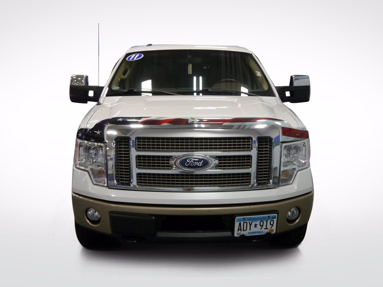 Used 2011 Ford F-150 King Ranch with VIN 1FTFW1ET7BKD31120 for sale in Baxter, Minnesota