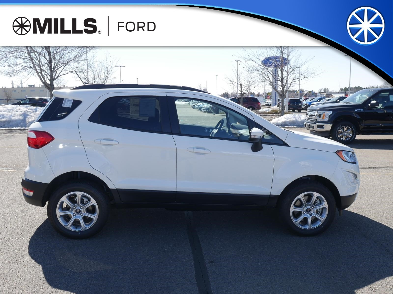 New 2019 Ford EcoSport for sale in Baxter, MN