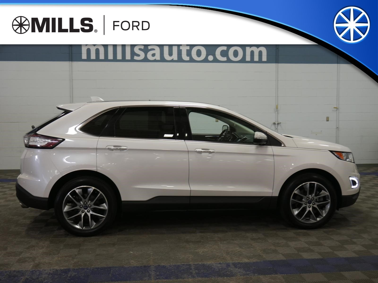 Used 2016 Ford Edge 4dr Titanium AWD Titanium AWD for sale in Baxter, MN