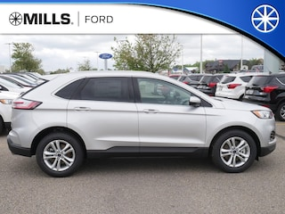 New 2019 Ford Edge for sale in Baxter, MN