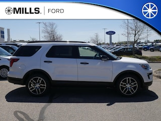 New 2019 Ford Explorer for sale in Baxter, MN