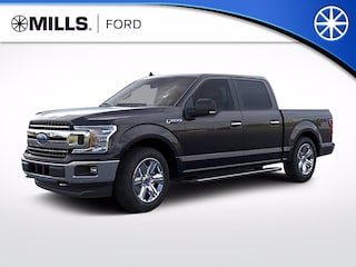 New 2020 Ford F-150 XLT 4WD SuperCrew 5.5 Box EcoBoost XLT 4WD SuperCrew 5.5 Box for sale in Baxter, MN
