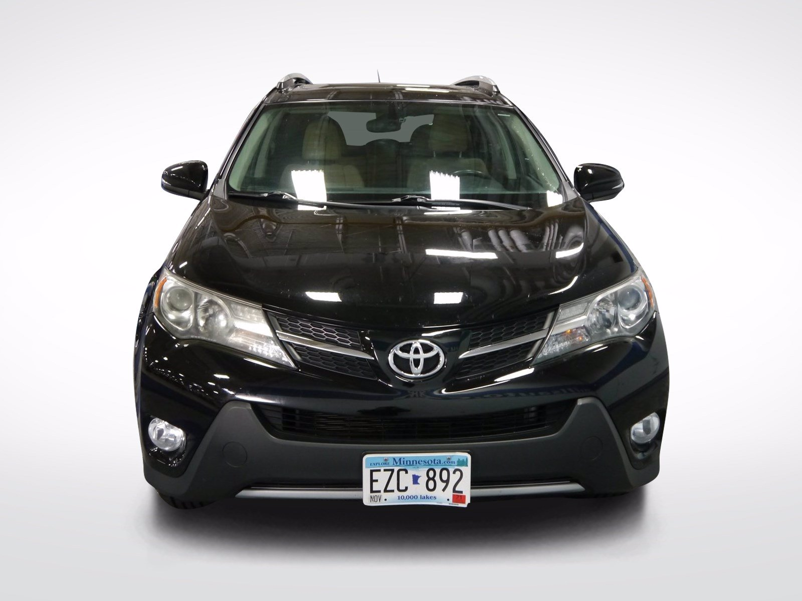 Used 2015 Toyota RAV4 XLE with VIN 2T3RFREVXFW251725 for sale in Baxter, Minnesota