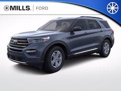 2021 Ford Explorer XLT 4WD EcoBoost XLT 4WD in Brainerd
