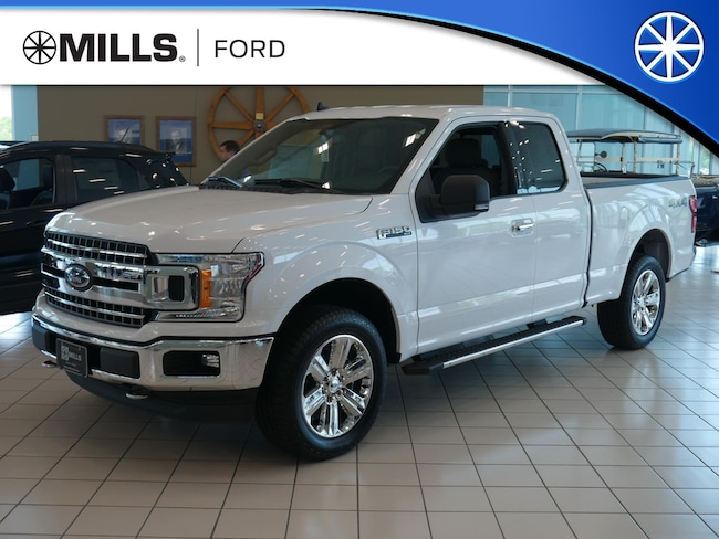 New 2019 Ford F-150 XLT 4WD SuperCab 6.5 Box XLT 4WD SuperCab 6.5 Box in Baxter, MN