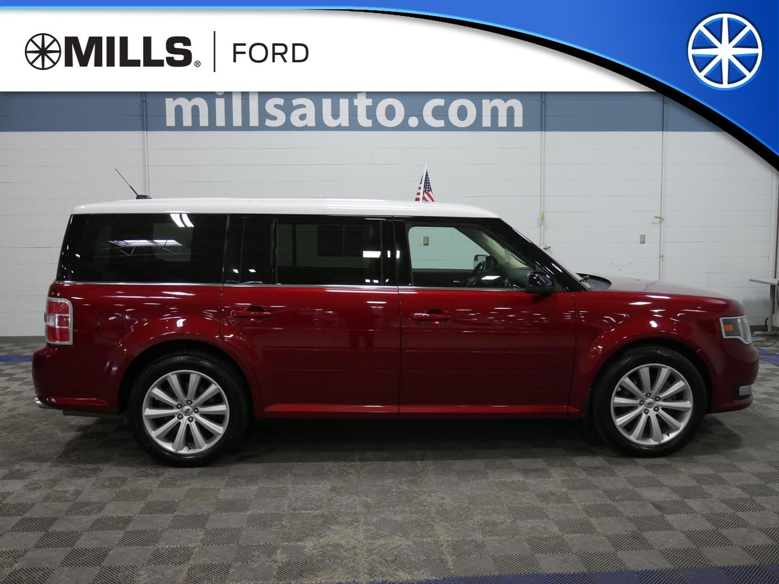 Used 2014 Ford Flex 4dr SEL AWD SEL AWD for sale in Baxter, MN
