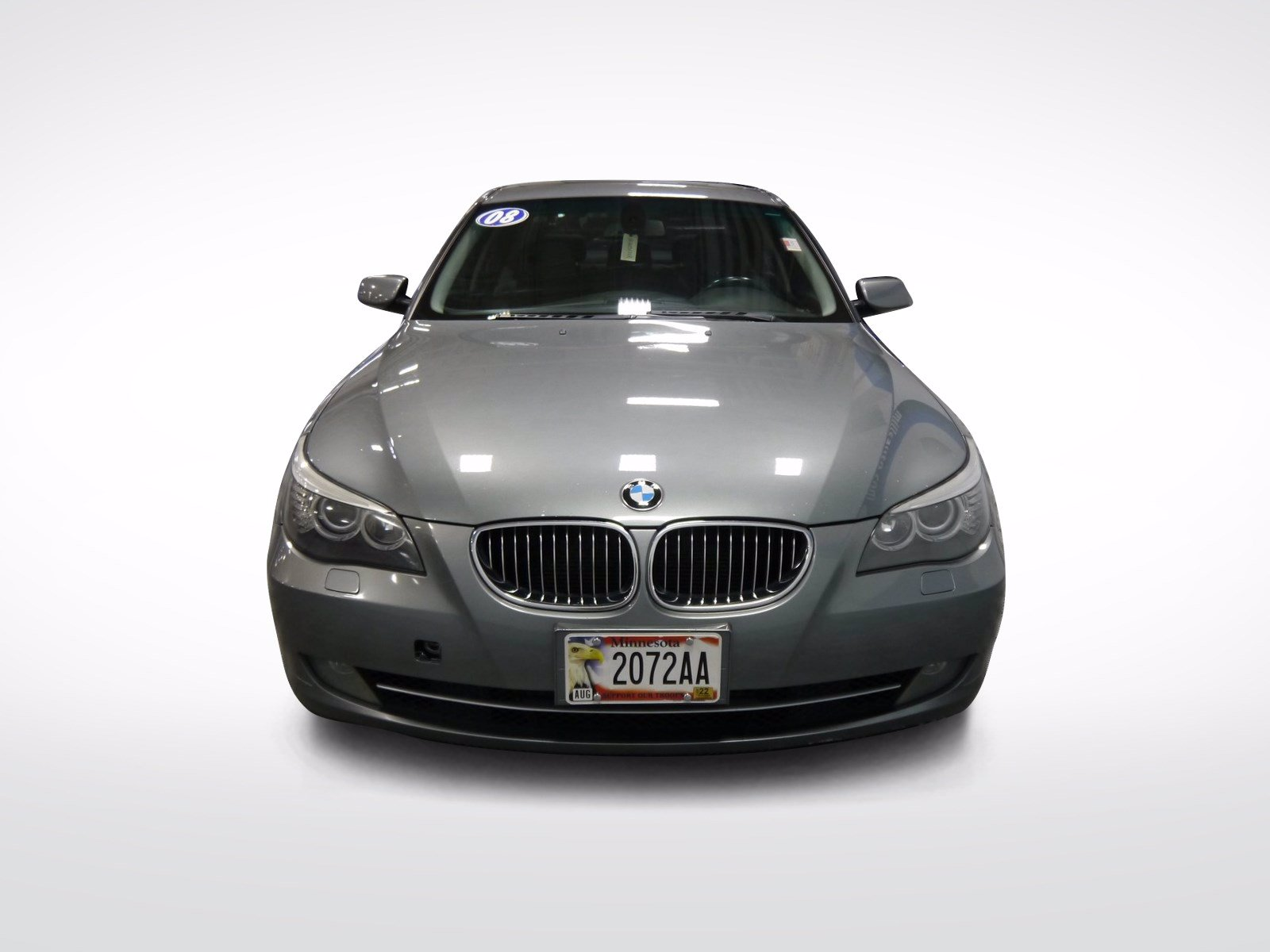 Used 2008 BMW 5 Series 528i with VIN WBANU53508CT15404 for sale in Baxter, Minnesota