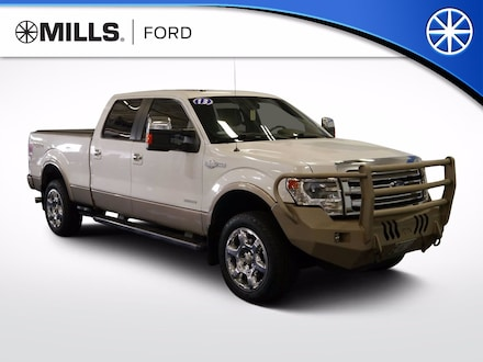 Used 2013 Ford F-150 4WD SuperCrew 145 King Ranch 4WD SuperCrew 145 King Ranch for sale in Baxter, MN