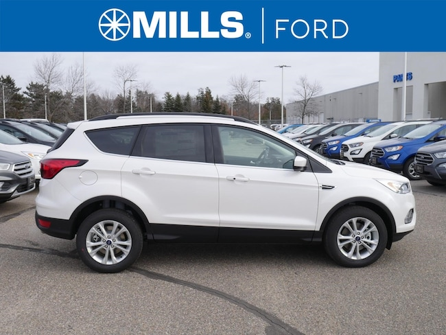 New 2019 Ford Escape SEL 4WD SEL 4WD in Baxter, MN