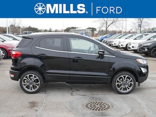New 2018 Ford EcoSport for sale in Baxter, MN