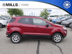 New 2019 Ford EcoSport in Brainerd