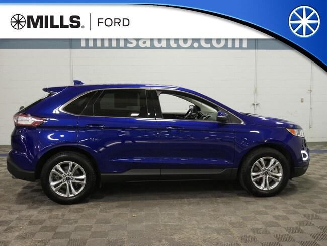 2015 Ford Edge 4dr SEL AWD SEL AWD