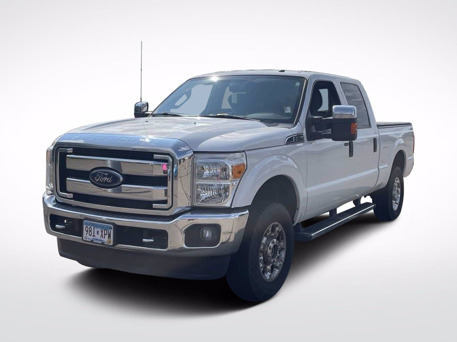 Used 2016 Ford F-250 Super Duty XLT with VIN 1FT7W2B69GEA49558 for sale in Baxter, Minnesota